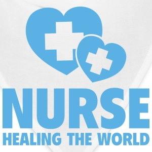 Nurse Healing The World - Bandana
