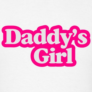 Daddy's Girl Tanks - Men's T-Shirt