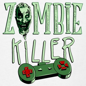 zombie_killer_gamer_03201602 Other - Men's T-Shirt