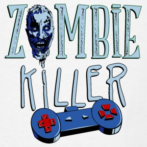 zombie_killer_gamer_03201603 Other - Men's T-Shirt