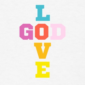 Love God Sportswear - Men's T-Shirt