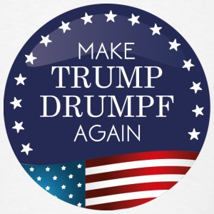 Make Trump Drumpf Again - Men's T-Shirt