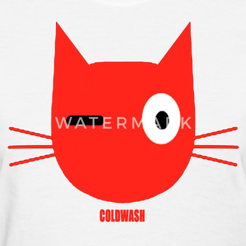 RED CAT T-Shirts - Women's T-Shirt