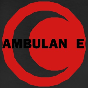 AmbulcanceRedCrescent T-Shirts - Leggings