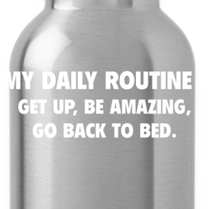 My Daily Routine - Water Bottle