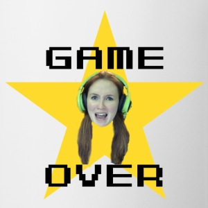 It's Game Over Emuhleigh Buttons - Coffee/Tea Mug