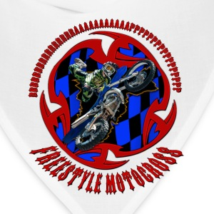 Freestyle motocross rider - Bandana