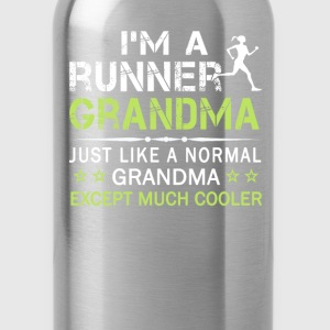 RUNNER GRANDMA - Water Bottle