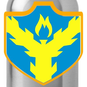 Clash With Your Clan Shield - Water Bottle