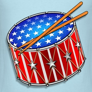 Drumming Independence - Men's T-Shirt