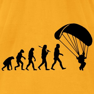 Evolution Parachute Jumping Bags & backpacks - Men's T-Shirt by American Apparel