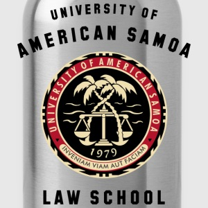 UNIVERSITY OF SAMOA T-Shirts - Water Bottle