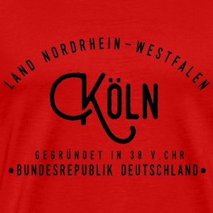 Cologne Sportswear - Men's Premium T-Shirt