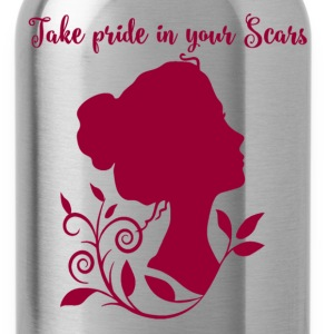 Take pride in your SCARS - Water Bottle