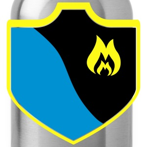 Clash With Your Clan Shield- 10 T-Shirts - Water Bottle