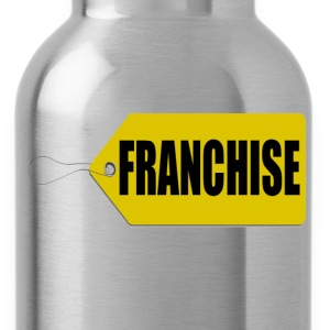 Franchise Tag - Water Bottle