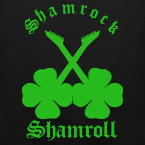 Shamrock and Shamroll - Men's Premium Tank