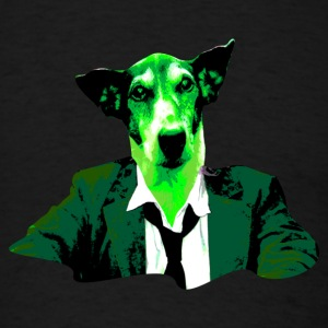 dog at work Other - Men's T-Shirt