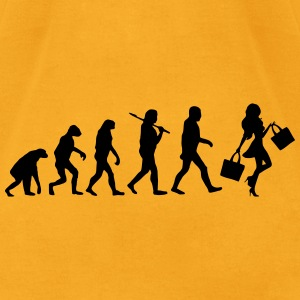 Shopping Evolution Bags & backpacks - Men's T-Shirt by American Apparel