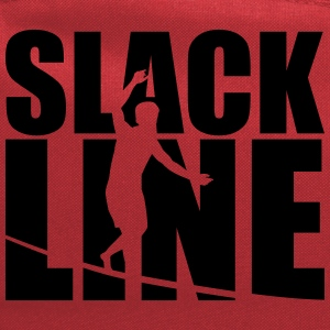 Slackline Women's T-Shirts - Computer Backpack