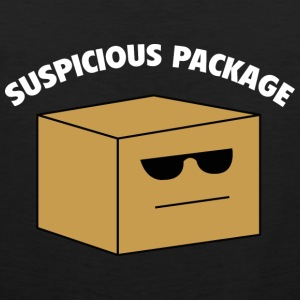 Suspicious Package - Men's Premium Tank