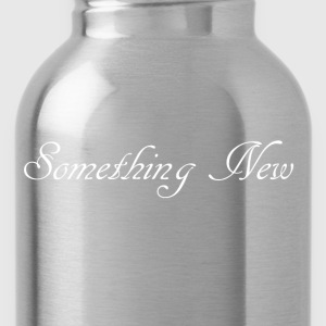 somethingnewwhite Bags & backpacks - Water Bottle