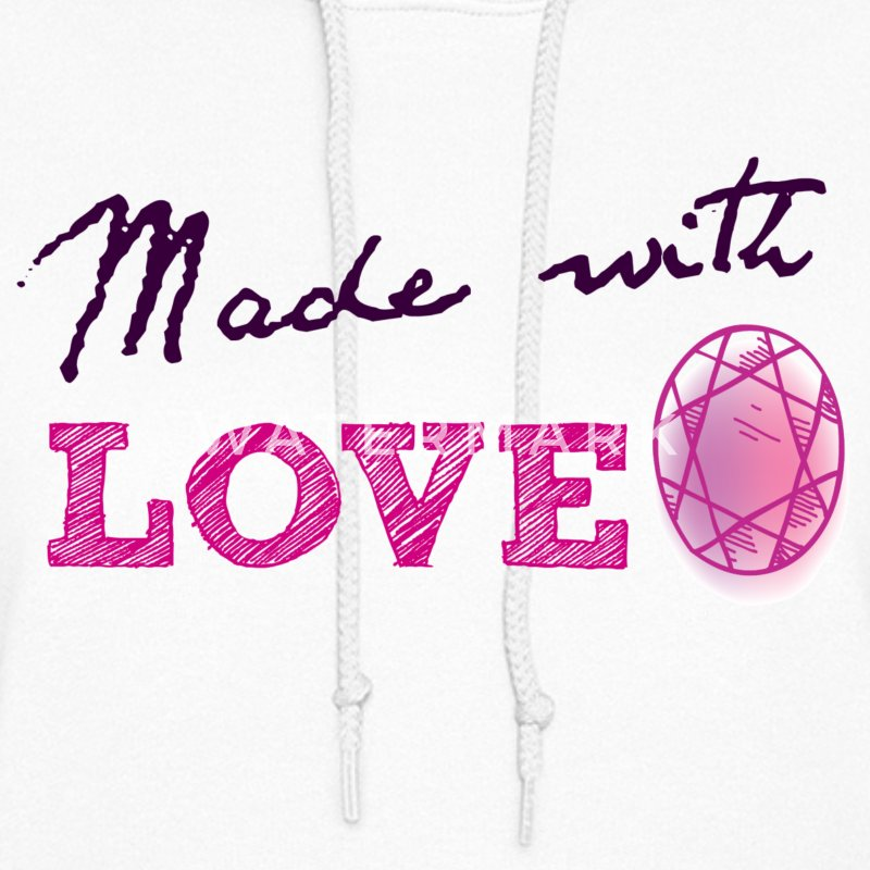Made with love - Women's Hoodie