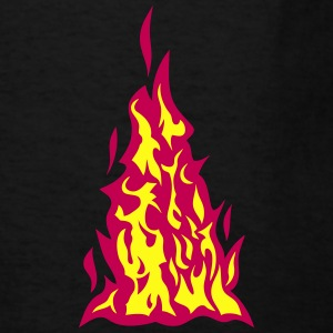 fire flame 310 Sportswear - Men's T-Shirt
