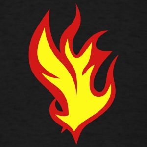 flame fire 310 Hoodies - Men's T-Shirt