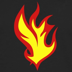 flame fire 310 Hoodies - Men's Premium Long Sleeve T-Shirt