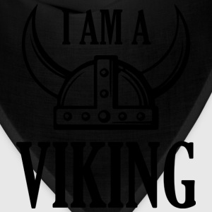 I Am A Viking - Bandana