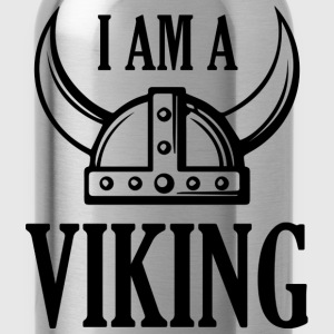 I Am A Viking - Water Bottle
