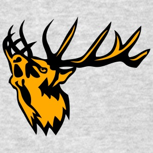 animal deer slab 0 Sportswear - Men's T-Shirt