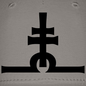 arsenic medieval alchemical symbol Women's T-Shirts - Baseball Cap