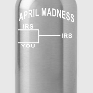 april_madness_tshirt - Water Bottle