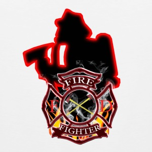 Fire house dog  - Men's Premium Tank