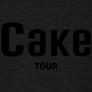 Cake Tour - Men's T-Shirt