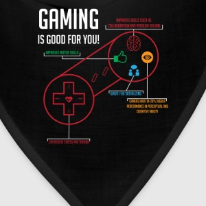 Gaming is Good for You - Bandana