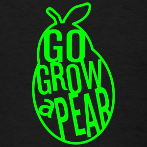 Go Grow a Pear Other - Men's T-Shirt