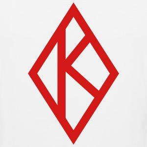 NUPE Kappa Diamond Baseball Shirt - Men's Premium Tank