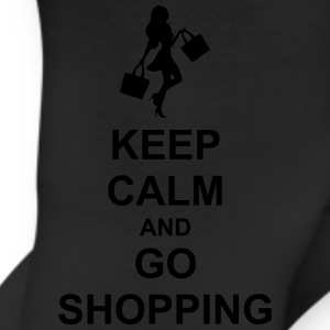 Keep Calm And Go Shopping Tanks - Leggings