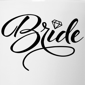 Bride and Bride To Be Tanks - Coffee/Tea Mug
