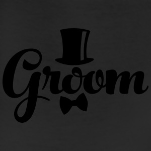 Groom - Weddings/Bachelor T-Shirts - Leggings
