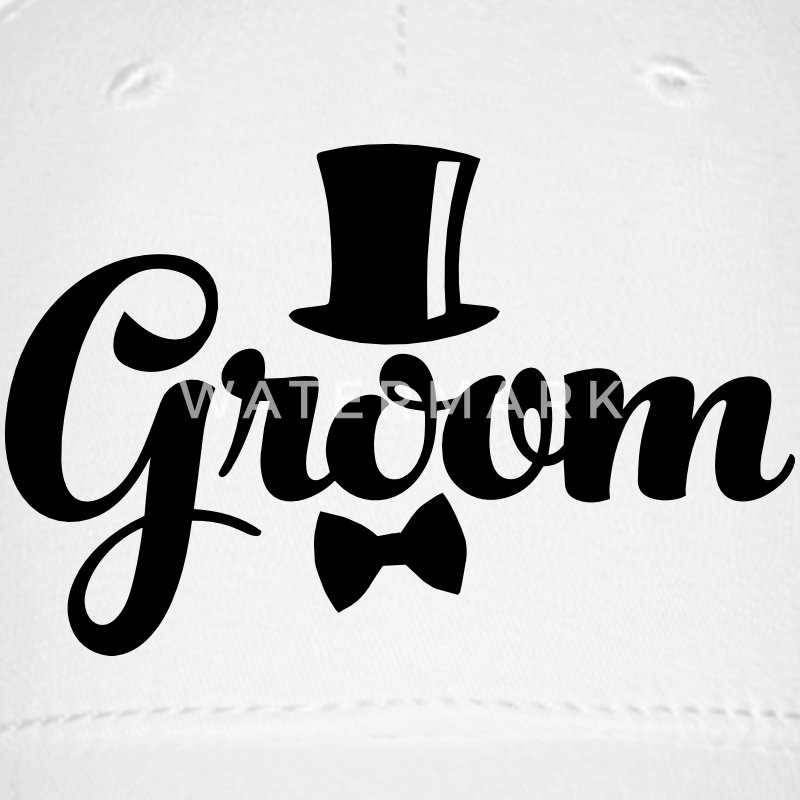 Groom - Weddings/Bachelor Sportswear - Baseball Cap