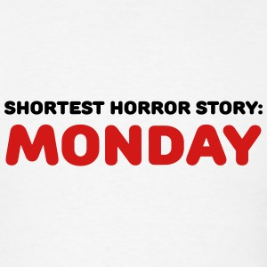 Shortest Horror Story: Monday Tanks - Men's T-Shirt
