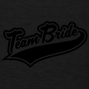 Team Bride - Wedding Party Apparel - Men's T-Shirt