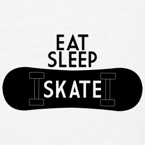 skateboarding - Men's T-Shirt