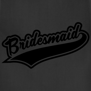 Bridesmaids and Team Bridesmaid Tanks - Adjustable Apron