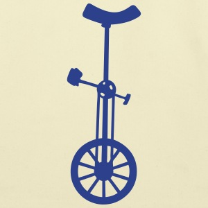 unicycle circus 2 Kids' Shirts - Eco-Friendly Cotton Tote