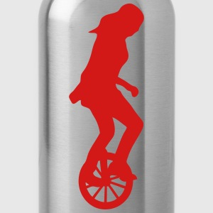 unicycle circus 23 Hoodies - Water Bottle